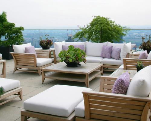 custom teak outdoor furniture SJPHHKP