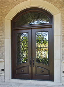 custom wood entry doors KFVLWXK
