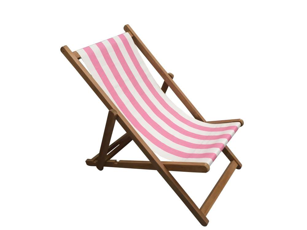 deck chairs pink and white stripe deckchairs IZWZPYB