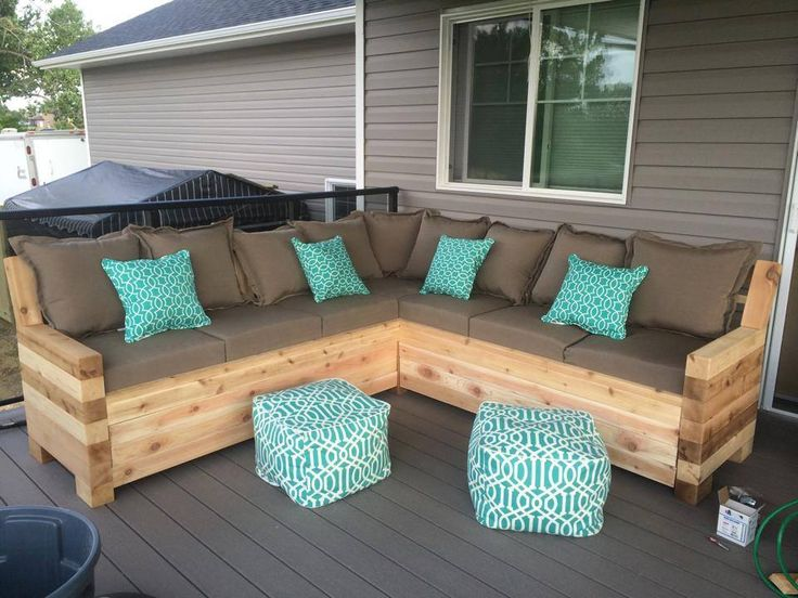deck furniture outdoor sectional TSDVOIX