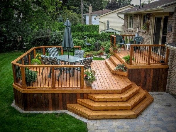 deck ideas wooden deck designs OWVCYSY
