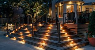 deck lighting, step lights mckay landscape lighting omaha, ne ALETFFS
