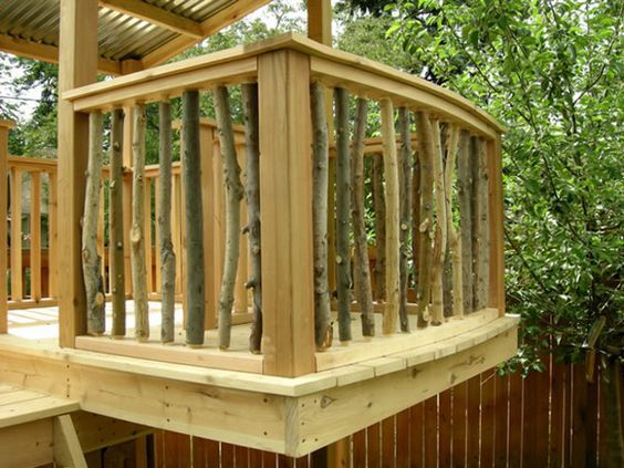 deck railing ideas this is another really neat idea for deck railing. you build the deck as XVWYSYV