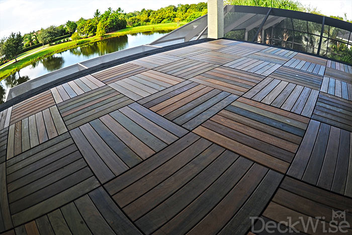 Easy To Install Deck Tiles Yonohomedesign Com