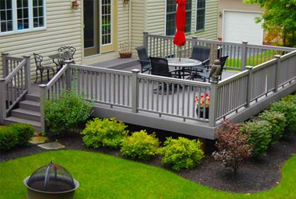 Clever Decking Ideas