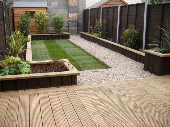 decking ideas find this pin and more on garden ideas. KWORWFA