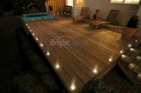 decking lights other options are small fluorescent lights and neon shade lights which are  more trendy NUYKOXS