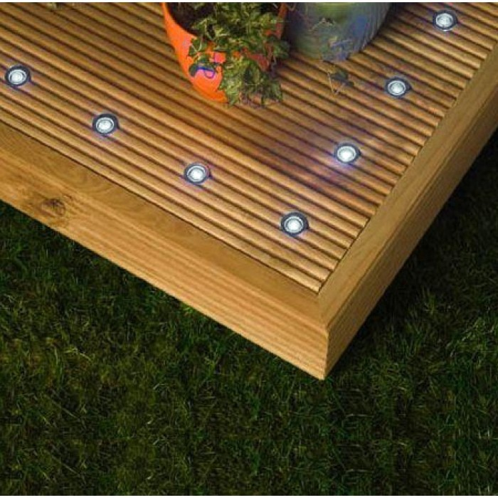 different color of decking lights gives different type of pleasure -  carehomedecor IUYWOSP