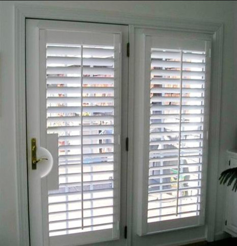 door blinds blinds or curtains for french doors? FIEYOQL