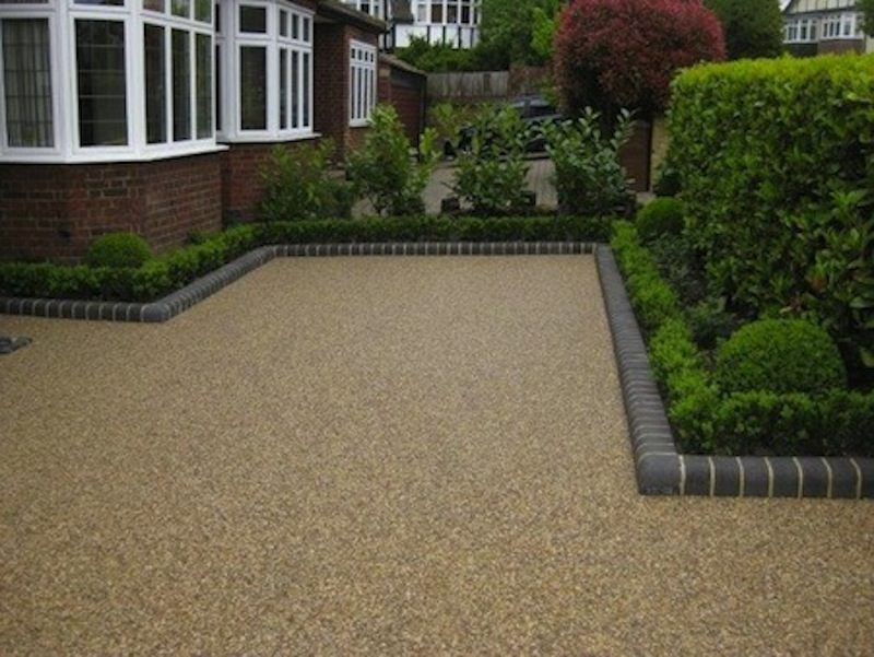 driveway ideas resin bound driveways, a permeable solution LTYFGYN