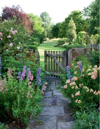 english gardens cottage garden cool! USQAFWJ