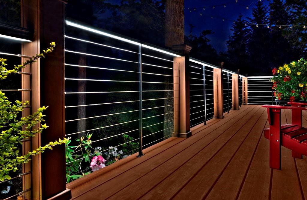 Feeney Deck Lighting Led Strip Lights IKVCRVZ