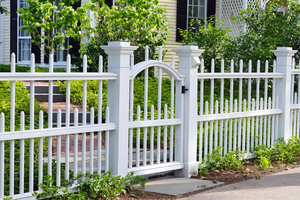 fence designs shutterstock_224253982. shutterstock_224253982 QCXXUWJ