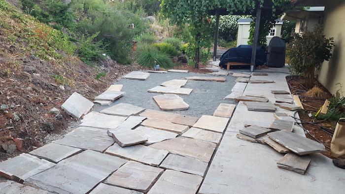flagstone patio flagstone-patio-progress-3 EFUEMFR
