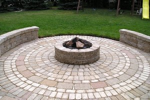 flagstone patio paverstone design group powell, oh NCQAQTC