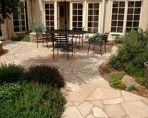 flagstone patio saveemail LZIODMA