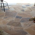 Installing Flagstone Pavers