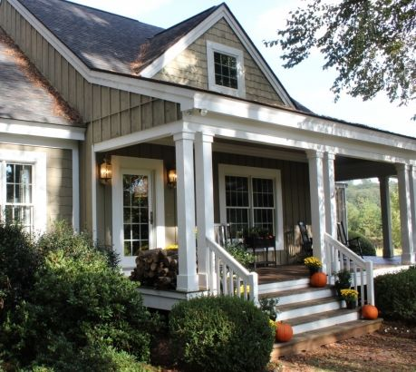 front porch ideas 25+ best ideas about front porches on pinterest | front porch remodel,  craftsman live plants and QVPZOAW