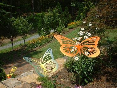 garden art garden-art_butterflies XDDRBKU