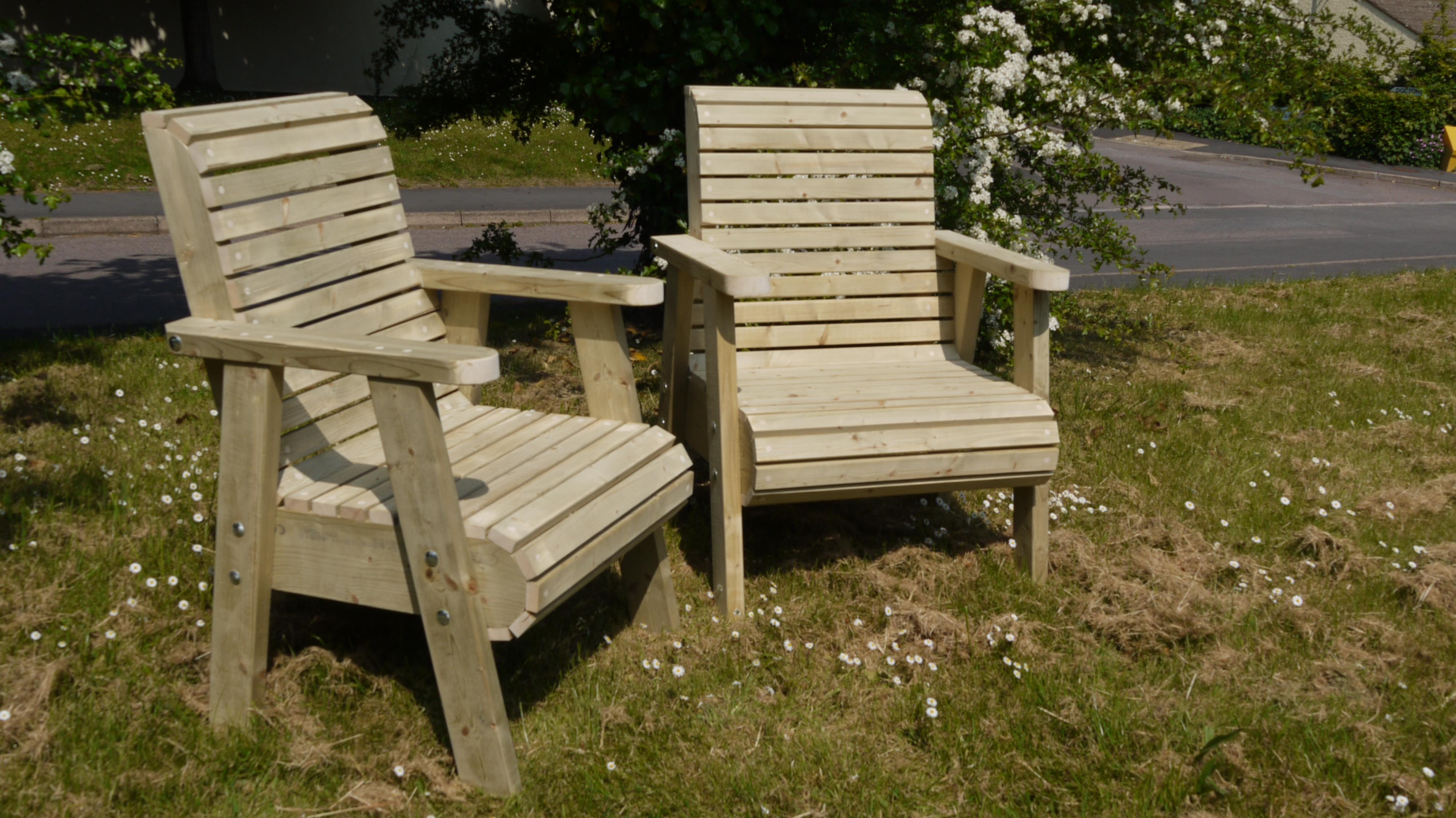 garden chairs roll top garden chair the wooden workshop oakford devon ZMBVSSG
