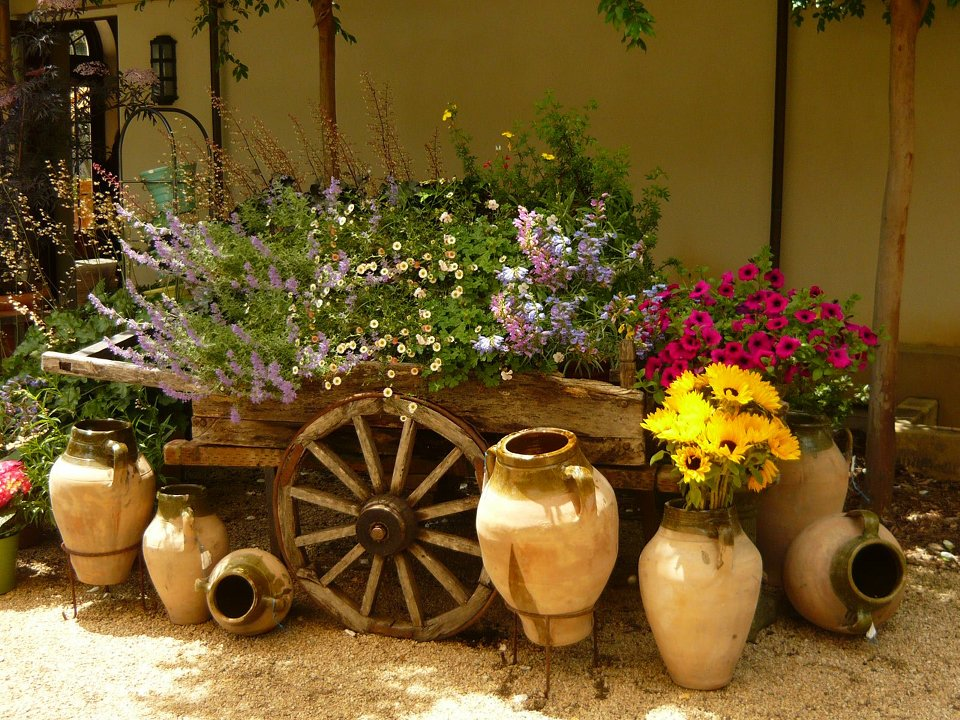 garden decor 20: garden arrangement ideas FYVGJXS