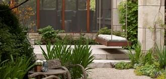 garden design hoerr schaudt chicago, il EMJRCSO