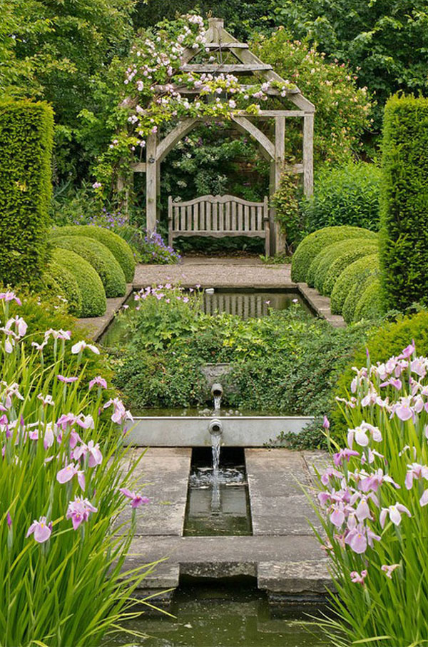 garden design ideas: 38 ways to create a peaceful refuge UKIAKQQ