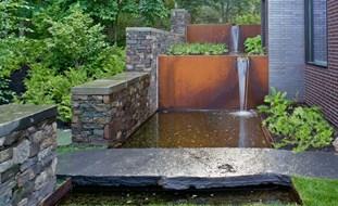 garden design ideas desert garden succulents u0026 cacti wagner hodgson landscape architecture  burlington, ... DWBPYEE