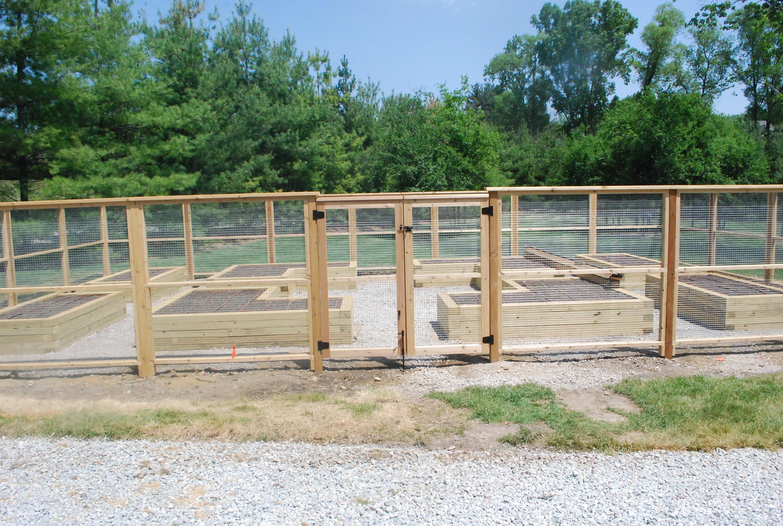 garden fencing the ... JKAWLLZ
