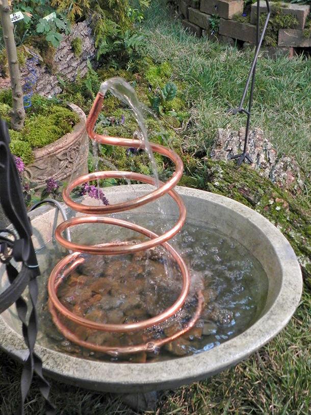 garden fountains soothing-garden-fountain-7 CTXCEWR