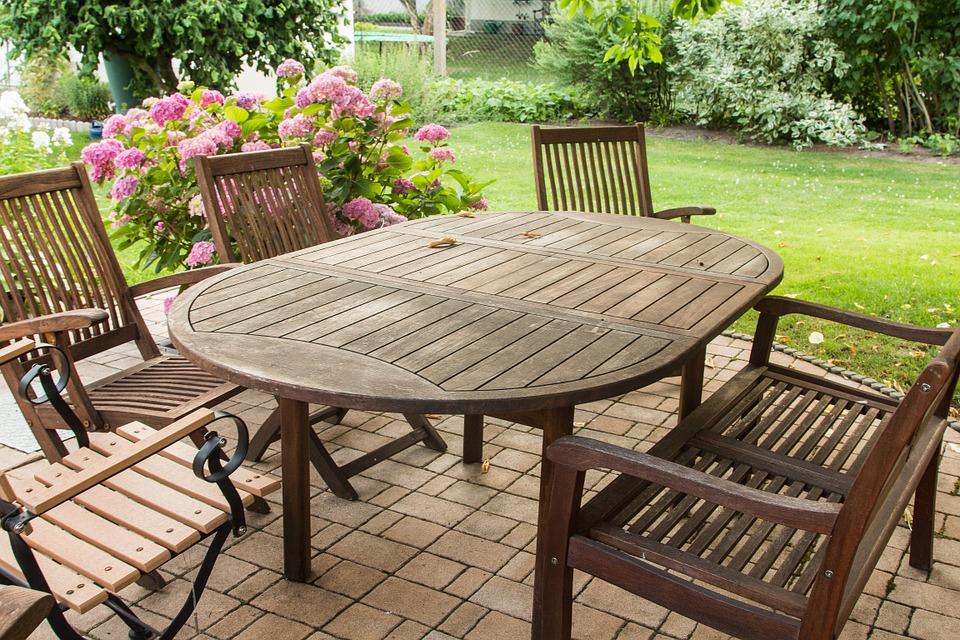 Garden furniture garden, garden furniture, sit, table MKHFXWF