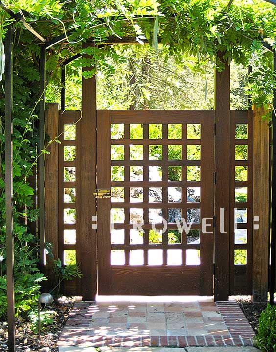 garden gates garden gate ideas | here, it may appear that the gate grids are all equal FNMGHYG