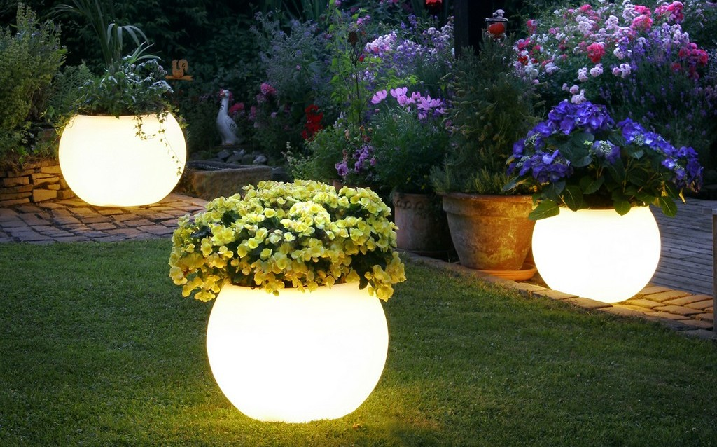 garden lights garden lighting XCUBIUO