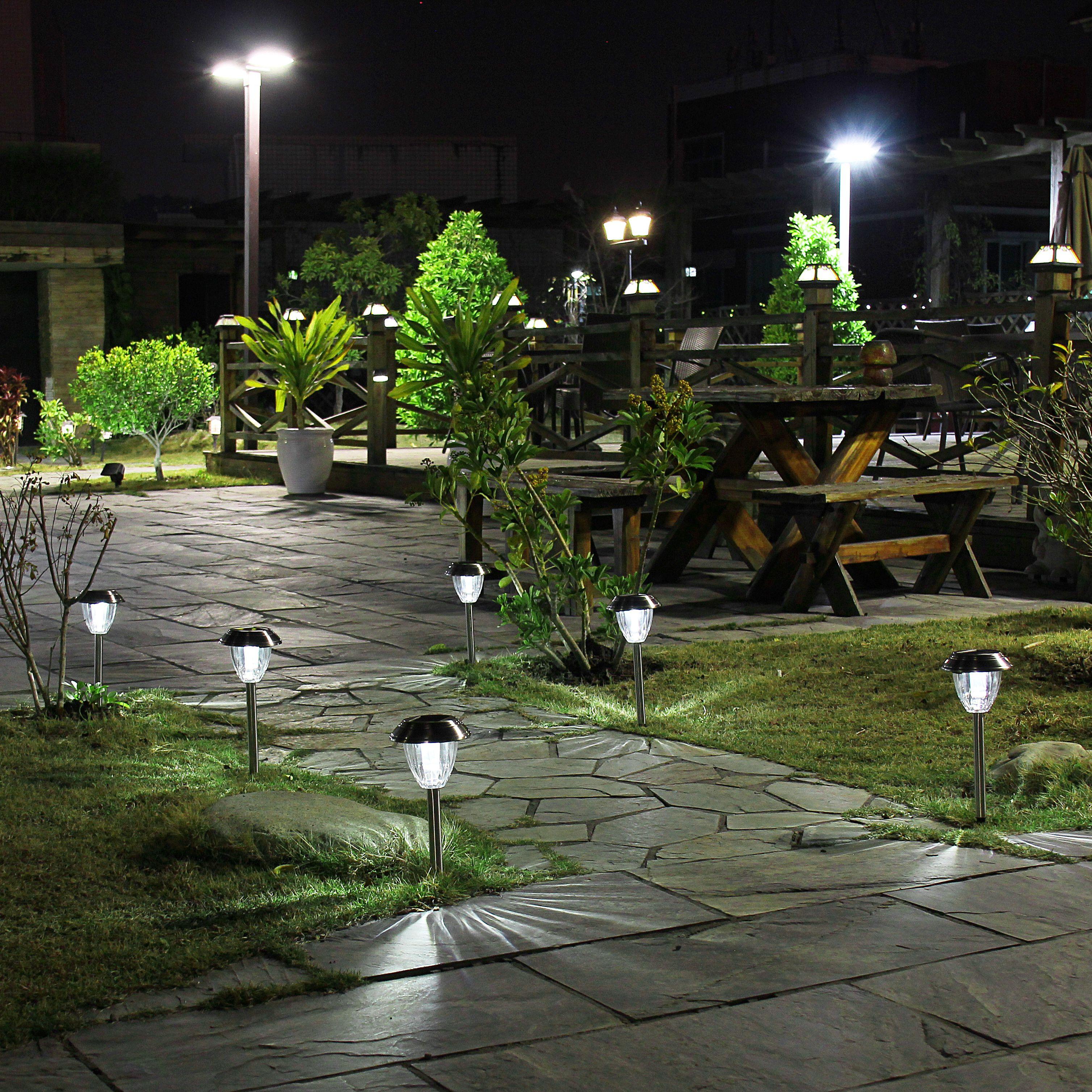 garden lights stake lights ULKAYOW