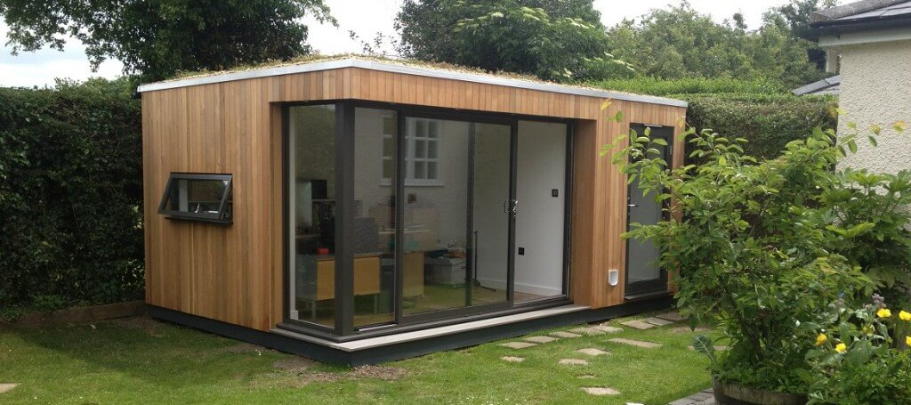 Create ecofriendly chic and cheap garden offices yonohomedesigncom