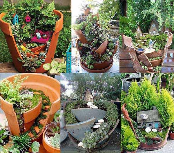 garden pots diy-garden-pots-2 XBKWLJG