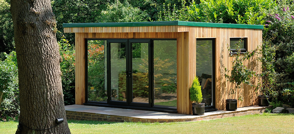 Garden Rooms Design Ideas Part - 40: Garden Rooms Garden Room Example 1 OVOAQVD