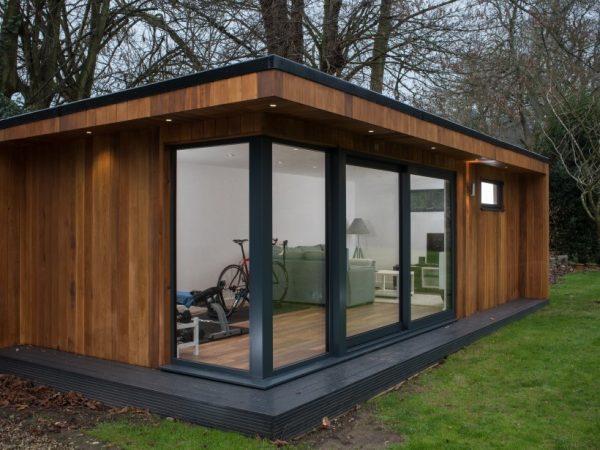 garden rooms garden room with exercise space JJKCVEG