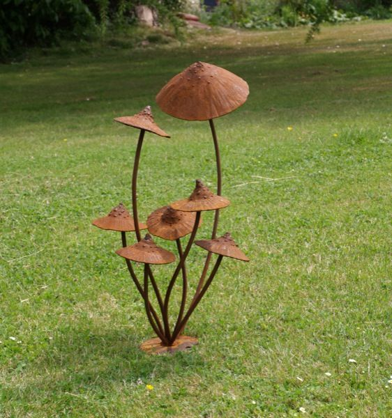 garden sculptures 12 rustic metal projects for your backyard - page 13 of 13. metal garden  sculpturesmetal ... IXXADHD