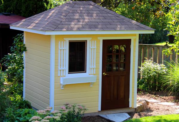 garden sheds cedar sonoma backyard studio summerwood id number 97384 RFTUNZD