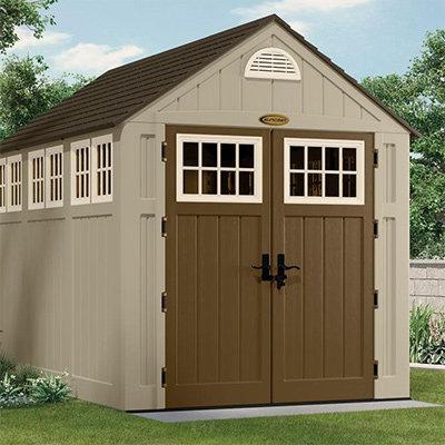 garden sheds resin sheds ZSATPCQ