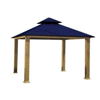 gazebo kits gazebos - sheds, garages u0026 outdoor storage - the home depot OPASQLW