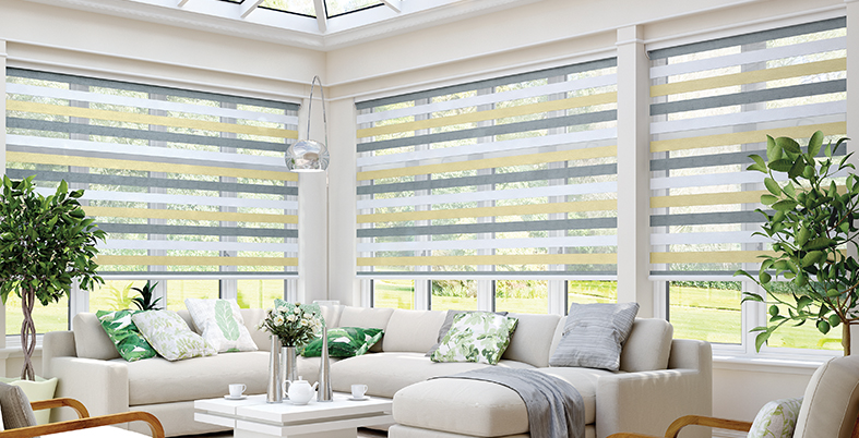 get fine quality conservatory blinds with latest designs BMNXSNS