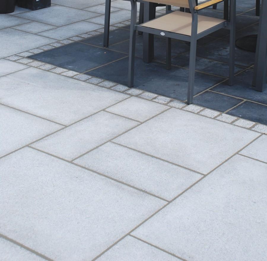global stone paving-granite u0027polaru0027-silver grey-paving slabs TVNWFOP