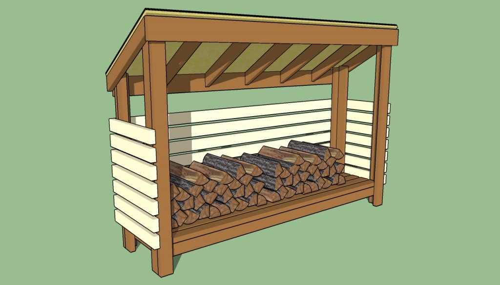 how to build a wood shed TGTMWYV