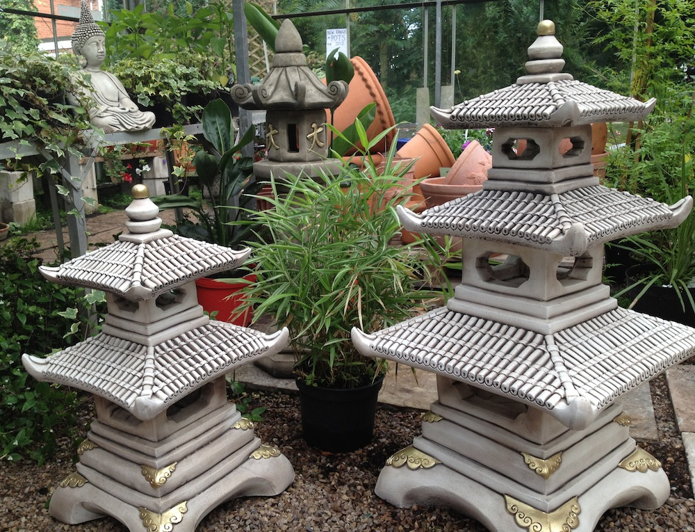how to improve a lawn with japanese garden ornaments for sale LXCTTSN