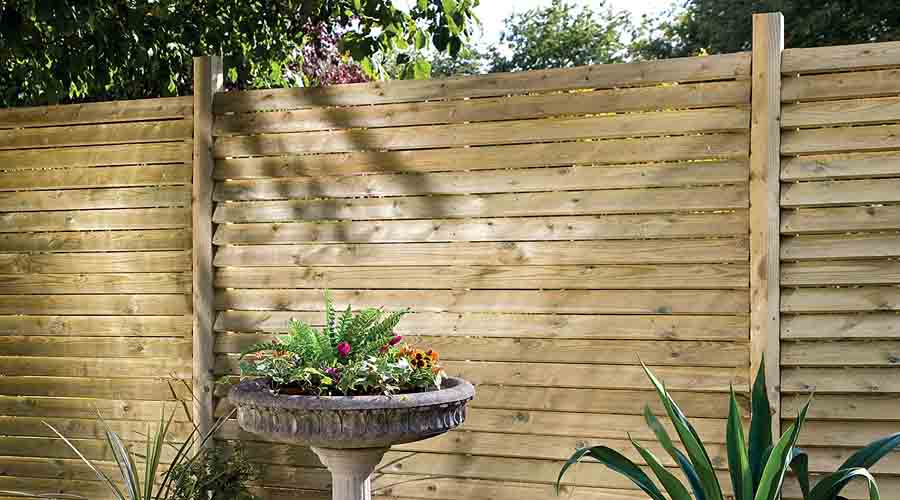 image of: garden fence panels home NKNAXRG
