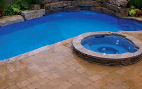 inground pools fiberglass in-ground pools THUPJJV