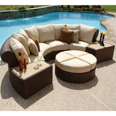 isola outdoor sectional set EESSEPD