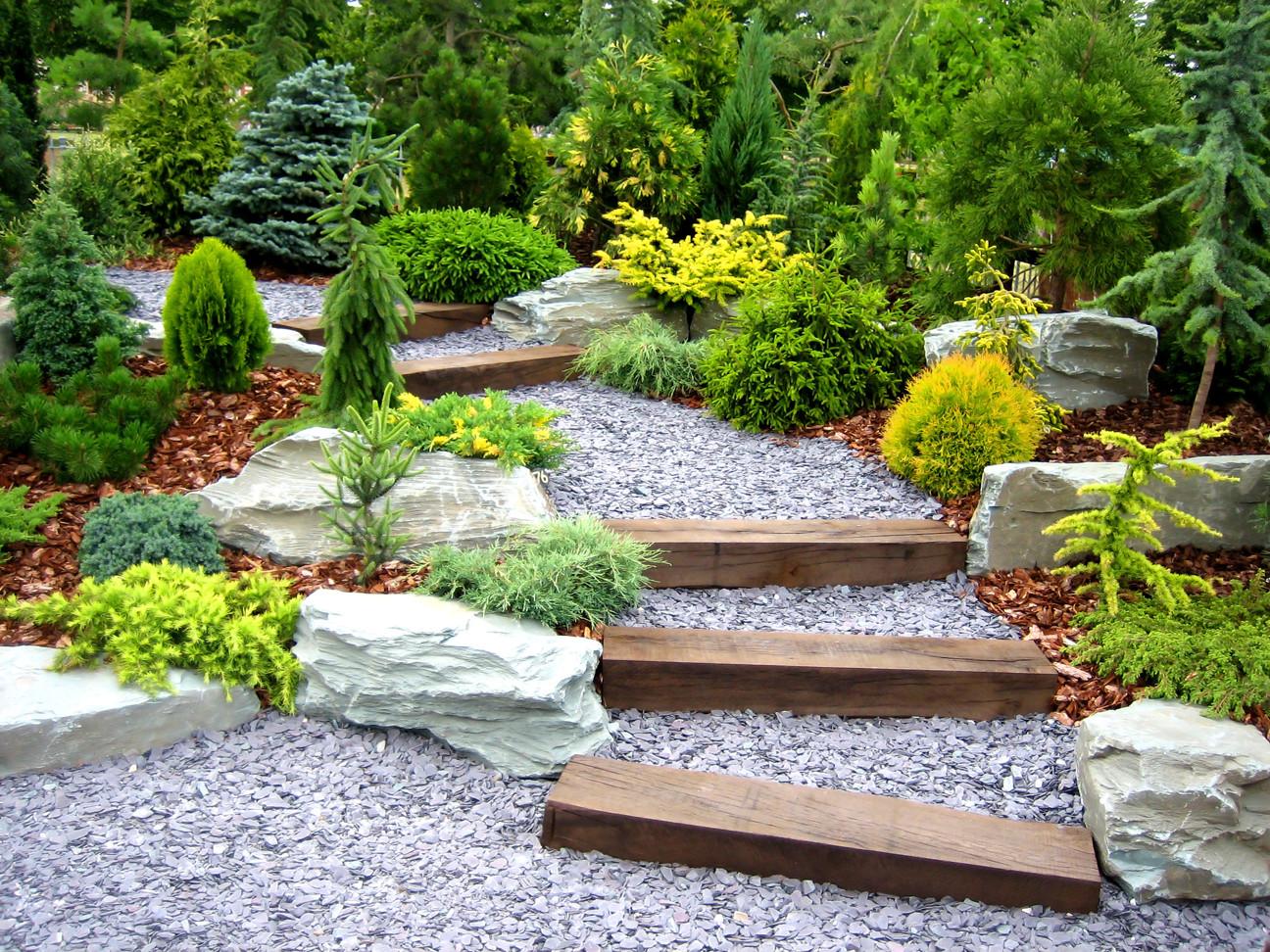 landscape design garden works NWMNBPI